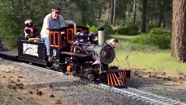 News video: Riding the Pint-Sized Rails